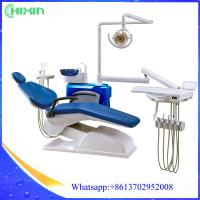 Buy cheap Best sale economic dental chair product with one dentist stool without dental air compressor from wholesalers
