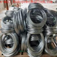 Buy cheap razor ribbon/razor ribbon price/high security fence/razor wire for sale near me/razor wire tape/razor barbed tape from wholesalers