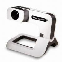 Buy cheap CMOS PC Camera, Plug-and-play Function, Supports BMP and JPG Format product