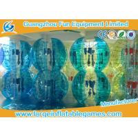 Giant Human Inflatable Bubble Ball 1.0mm Polyether TPU , Digital Printing