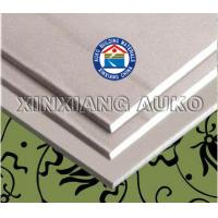 Buy cheap insulated plasterboard ceiling from wholesalers