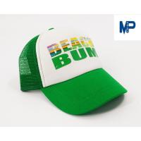 Buy cheap Fashion Custom Dri Fit Fitted Baseball Caps , Mesh Personalized Baseball Hats For Girls And Boys from wholesalers