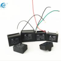 Buy cheap cbb61 metallized film capacitor from wholesalers
