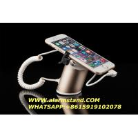 Buy cheap COMER security display bracket anti-theft clamp mobile phone stands from wholesalers