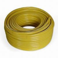 Buy cheap Yellow Garden Hose, Used for Irrigation and Washing in Garden from wholesalers