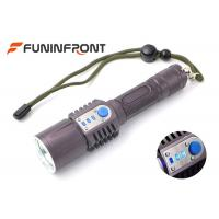 Buy cheap USB Charging CREE LED Torch CREE XM-L L2 with 5 Modes for Night Cycling, Hunting from wholesalers