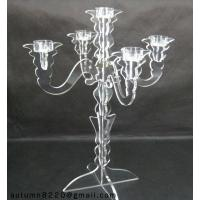 Buy cheap CH (7) acrylic candlestick holder from wholesalers