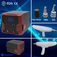 Buy cheap Portable Q Switched ND YAG Laser for Tattoo Removal;Exogenous Pigment Removal product