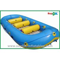 Buy cheap 3 Person Hypalon Inflatable Boat Children Hand PowerWater Toy Boat from wholesalers