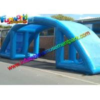 Buy cheap Crazy Summer Inflatable Water Wars Game Water Balloon Battle With CE / UL Blower from wholesalers