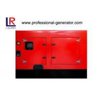 Buy cheap CE Certificate 725kVA Diesel Cummins Generators With Water Cooling Low Noise from wholesalers