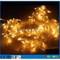 Buy cheap 24 volt dc 20m warm white 200 led fairy lights led wedding decoration from Wholesalers
