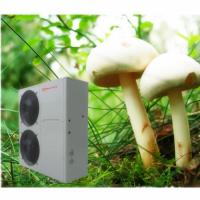 Buy cheap 21KW  Energy - Saving Air To Water Heat Pump For Fungus Culture from wholesalers