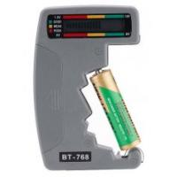 Buy cheap Battery Rated Voltage 1.5V Battery Checkers BT-768 from wholesalers