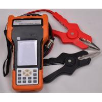 Buy cheap Portable Battery Impedance Meter Accurate Measurement With LCD Touch Screen Operation from wholesalers