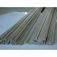 Buy cheap High precision titanium capillary from wholesalers