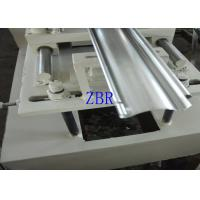 Buy cheap 380V 50Hz Msfd / VCD Door Frame Roll Forming Machine Servo Feeding System product