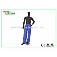 Buy cheap Anti Dust Breathable Long Disposable Pants PP Nonwoven for Hotels from wholesalers