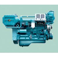 Buy cheap Marine Compact Gas Powered Diesel Engine For Barge Boat And Fishing Boats from wholesalers