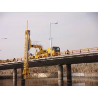 Buy cheap 22m Lattice Type Bridge Inspection Truck product