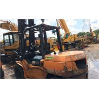Buy cheap Best Condition Japan Original Used  Toyota 50T  Diesel Forklift from wholesalers