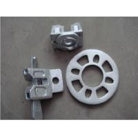 Buy cheap Self - Color Cold Rolled Steel Galvanized Ring Lock Scaffolding Part , Ledger , Rosette from Wholesalers