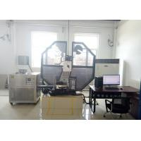 Buy cheap High Safety Charpy Test Equipment Angle 150 ° With Big Touch Screen Monitor product