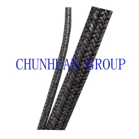 Buy cheap Solvents Resilience Asbestos Black Graphite Ptfe Packing from wholesalers