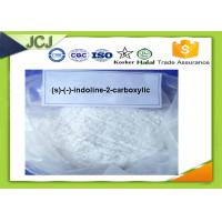 Buy cheap Pharmaceutical Intermediate of perindopril (S)-(-)-Indoline-2-carboxylic acid CAS 79815-20-6 from wholesalers