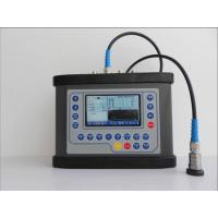 Buy cheap On Site Data Collector Portable Vibration Analyzer Balancer HG601A Dual Channel from wholesalers