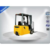 Buy cheap AC Motor 3 Ponit Counterbalance Forklift Truck Hire 1.0 - 2.0 Ton Rated Loading Capacity product