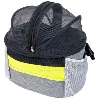 Buy cheap Professional Pet Carrier Bag 14*19*12 Inch With Foldable Mesh Cover from wholesalers