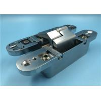 Buy cheap Quiet Concealed Cabinet Door Hinges , Satin Invisible Hinges For Cabinet Doors from wholesalers