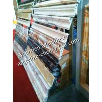 Buy cheap Recyclable Eco easy stallation PVC imitation marble derorative profile production line product