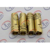 Buy cheap Both End Flat Head Brass Bushing Custom CNC Partsø14*43 MM Size 0.064KG product