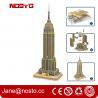 Buy cheap 3D Puzzle Model    World's Famous Building   Best Tourist Spot Souvenir from wholesalers