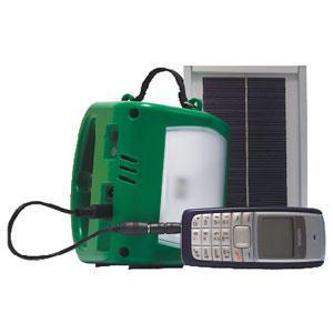 Buy cheap Solar Emergency Light With 6V 3.2Ah Lead-acid Deep-cycle Battery product