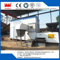 Buy cheap 500t/h municipal solid waste sorting station for reduce garbage turnover from wholesalers