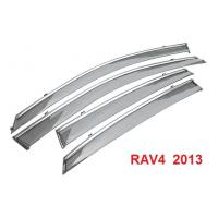 Buy cheap Professional Car Window Visor / Wind Deflector Toyota RAV4 2013 Automobile Accessories from wholesalers
