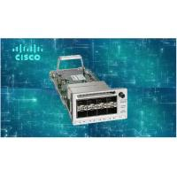 Buy cheap Silver Color Router Switch Module With Eight 10G SFP+ Module Slots C9300-NM-8X from wholesalers