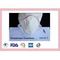 Buy cheap 99% Purity Raw Anabolic Steroid  Testosterone Enanthate Test E For Muscle Mass from wholesalers