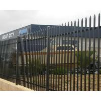 Buy cheap China Top-Fence supplier High-qualtiy Hercules Steel Security Fencing from wholesalers
