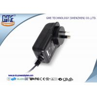Buy cheap AC DC Wall Mount Power Adapter 12V 2A 1.5 Meters For CCTV Camera product