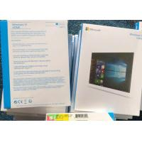 Buy cheap Home Computer Microsoft Windows 10 Professional Oem 64 bits Retail Box Package from wholesalers