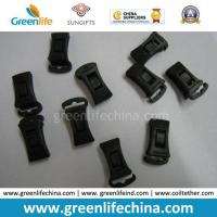 Buy cheap Plastic Suspender Hot Selling Black Badge Holder Office Clips from wholesalers