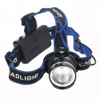 Buy cheap Durable Disposable Hygienic Products Lithium Battery Adjustable LED Head Light from wholesalers