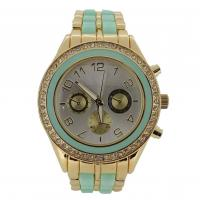 Buy cheap Waterproof Men Metal Wrist Watch Automatic Quartz Watches , Leisure Style from wholesalers