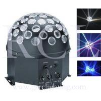 Buy cheap Nightclub RGB 9W LED Effects Lighting White crystal magic ball lightv from wholesalers