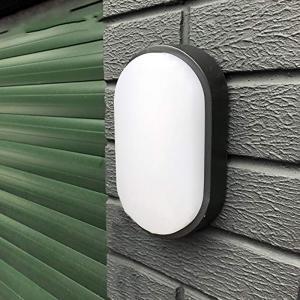 China 16W 20W Outdoor LED Bulkhead Lamp Wall Sconces Motion Sensor Porch Lights on sale
