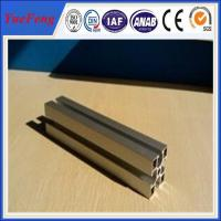 Buy cheap 40*40 aluminium profiles for Machine brackets and frame from wholesalers